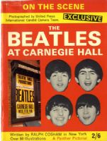 Beatles,The - At Carnegie Hall - 1964 Mag.